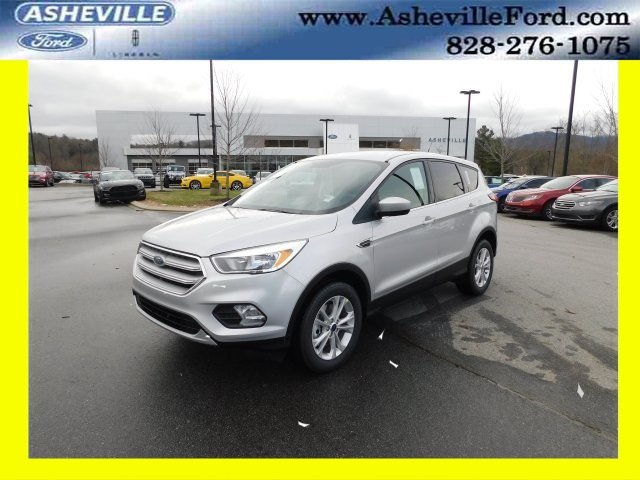 2019 Ford Escape SE EcoBoost 1.5L I4 GTDi DOHC Turbocharged VCT Engine 4 Door SUV