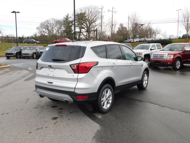 2019 Ford Escape SE 4X4 4 Door SUV EcoBoost 1.5L I4 GTDi DOHC Turbocharged VCT Engine