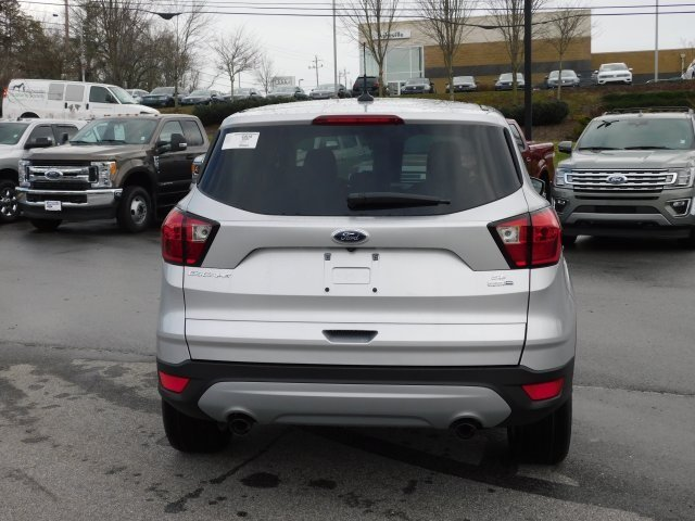 2019 Ford Escape SE 4X4 SUV Automatic EcoBoost 1.5L I4 GTDi DOHC Turbocharged VCT Engine