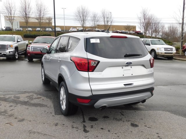 2019 Ford Escape SE EcoBoost 1.5L I4 GTDi DOHC Turbocharged VCT Engine 4X4 Automatic SUV