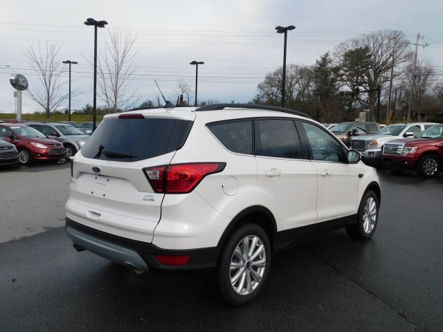 2019 Ford Escape SEL EcoBoost 1.5L I4 GTDi DOHC Turbocharged VCT Engine SUV 4X4 4 Door Automatic