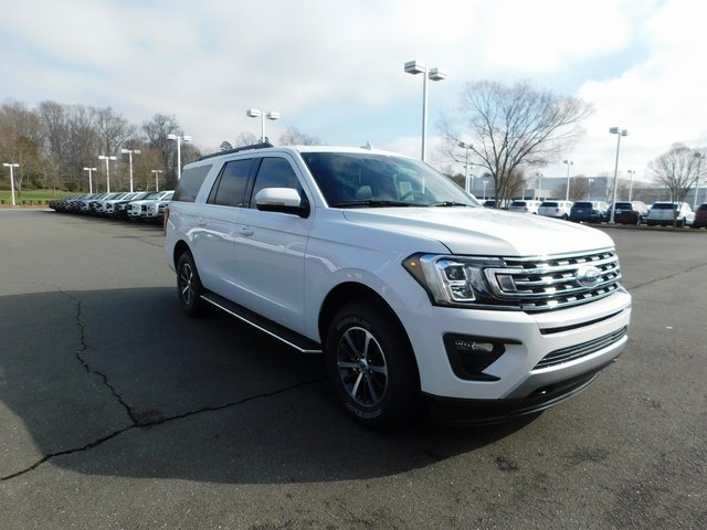 2019 Ford Expedition Max XLT SUV 4 Door EcoBoost 3.5L V6 GTDi DOHC 24V Twin Turbocharged Engine 4X4 Automatic