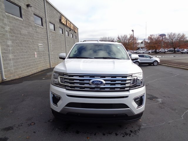 2019 Ford Expedition Max Limited RWD EcoBoost 3.5L V6 GTDi DOHC 24V Twin Turbocharged Engine SUV 4 Door