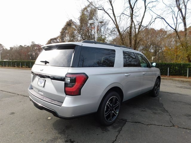2019 Ford Expedition Max Limited EcoBoost 3.5L V6 GTDi DOHC 24V Twin Turbocharged Engine Automatic 4X4