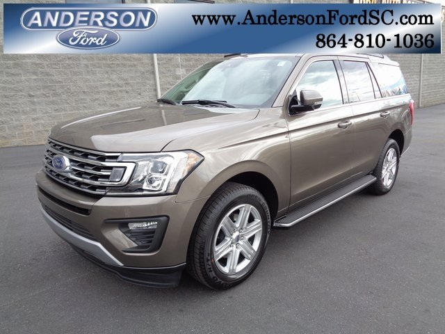 2019 Stone Gray Metallic Ford Expedition XLT 4 Door SUV Automatic