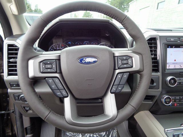 2019 Stone Gray Metallic Ford Expedition XLT SUV Automatic RWD EcoBoost 3.5L V6 GTDi DOHC 24V Twin Turbocharged Engine