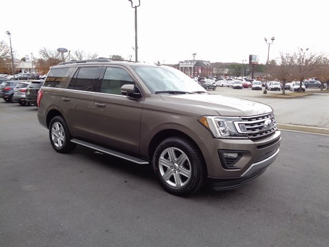 2019 Stone Gray Metallic Ford Expedition XLT EcoBoost 3.5L V6 GTDi DOHC 24V Twin Turbocharged Engine 4 Door Automatic