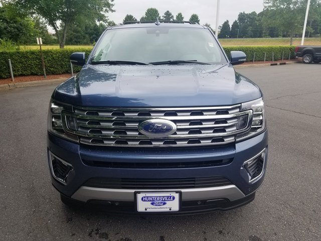 2018 Ford Expedition Limited RWD EcoBoost 3.5L V6 GTDi DOHC 24V Twin Turbocharged Engine Automatic