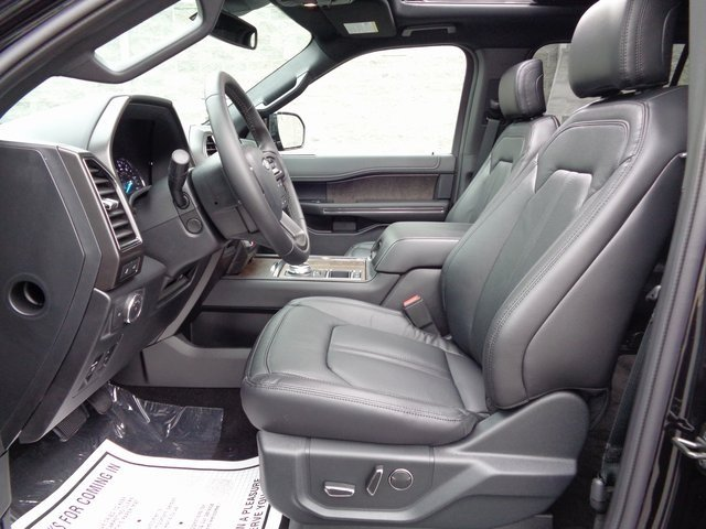 2019 Agate Black Metallic Ford Expedition Limited SUV Automatic EcoBoost 3.5L V6 GTDi DOHC 24V Twin Turbocharged Engine