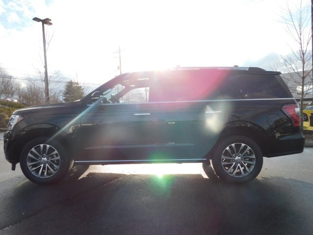 2018 Ford Expedition Limited 4 Door Automatic EcoBoost 3.5L V6 GTDi DOHC 24V Twin Turbocharged Engine