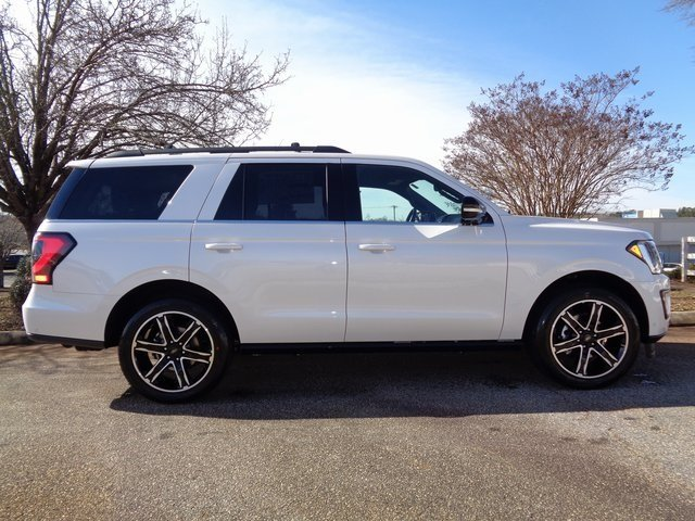 2019 Ford Expedition Limited EcoBoost 3.5L V6 GTDi DOHC 24V Twin Turbocharged Engine 4X4 Automatic