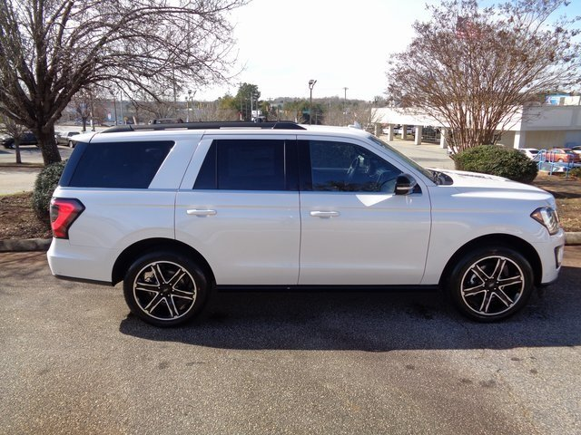 2019 Ford Expedition Limited 4 Door SUV EcoBoost 3.5L V6 GTDi DOHC 24V Twin Turbocharged Engine 4X4 Automatic