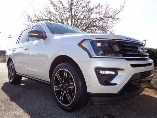 2019 Ford Expedition Limited Automatic 4 Door EcoBoost 3.5L V6 GTDi DOHC 24V Twin Turbocharged Engine SUV 4X4