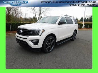 2019 White Ford Expedition Limited 4 Door Automatic 4X4