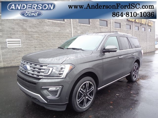 2019 Magnetic Metallic Ford Expedition Limited Automatic SUV 4X4 4 Door