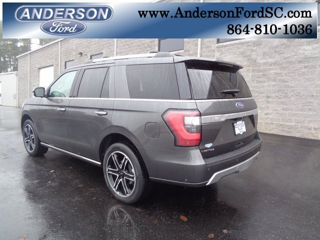 2019 Ford Expedition Limited 4X4 EcoBoost 3.5L V6 GTDi DOHC 24V Twin Turbocharged Engine Automatic 4 Door SUV