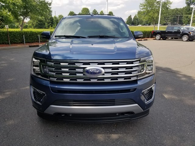 2018 Ford Expedition Limited 4X4 Automatic 4 Door