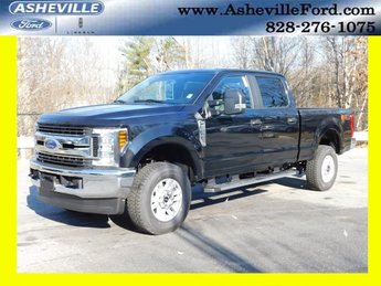 2019 Agate Black Metallic Ford Super Duty F-250 SRW XL 6.2L SOHC Engine 4 Door Automatic 4X4