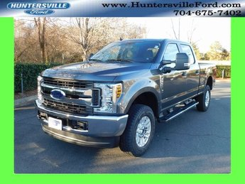 2019 Ford Super Duty F-250 SRW XL 6.2L SOHC Engine 4 Door Automatic