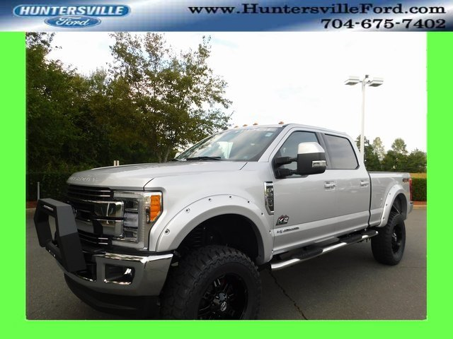 2019 Ford Super Duty F-250 SRW Lariat 4 Door Power Stroke 6.7L V8 DI 32V OHV Turbodiesel Engine Truck 4X4 Automatic