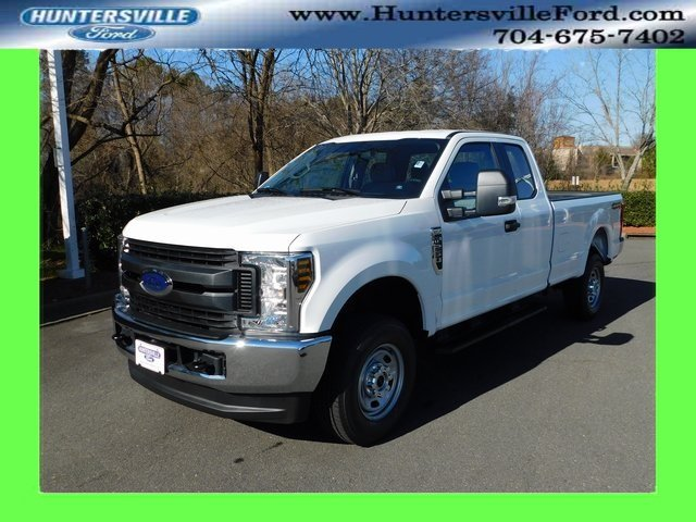 2019 Ford Super Duty F-250 SRW XL Automatic 4X4 4 Door 6.2L SOHC Engine