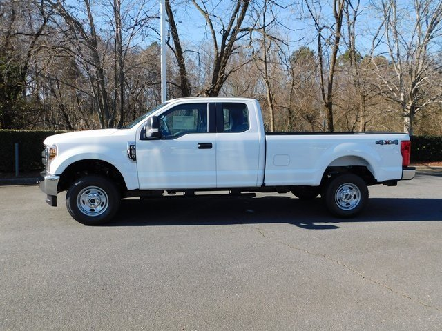 2019 Ford Super Duty F-250 SRW XL Truck Automatic 4X4 6.2L SOHC Engine