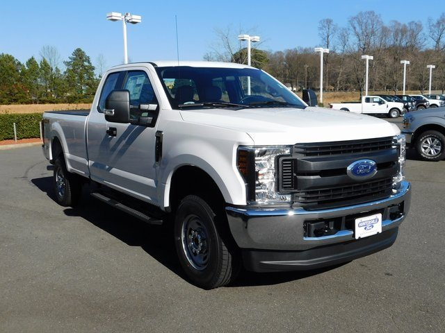 2019 Ford Super Duty F-250 SRW XL 4X4 Automatic 4 Door
