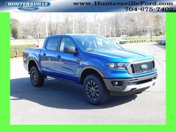 2019 Ford Ranger XLT Truck EcoBoost 2.3L I4 GTDi DOHC Turbocharged VCT Engine RWD