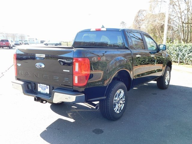 2019 Ford Ranger XLT Automatic EcoBoost 2.3L I4 GTDi DOHC Turbocharged VCT Engine 4X4 Truck
