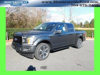 2019 Magnetic Metallic Ford F-150 XL RWD Automatic 4 Door EcoBoost 2.7L V6 GTDi DOHC 24V Twin Turbocharged Engine