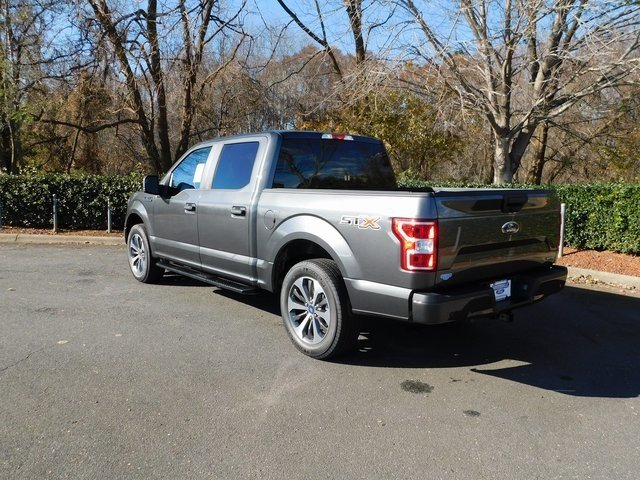 2019 Magnetic Metallic Ford F-150 XL RWD Truck 4 Door Automatic EcoBoost 2.7L V6 GTDi DOHC 24V Twin Turbocharged Engine