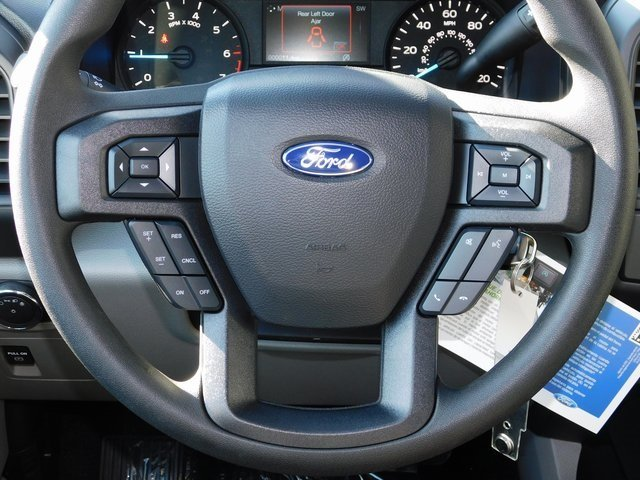 2019 Magnetic Metallic Ford F-150 XL Automatic Truck EcoBoost 2.7L V6 GTDi DOHC 24V Twin Turbocharged Engine 4 Door RWD