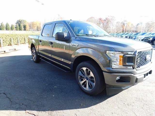 2019 Magnetic Metallic Ford F-150 XL Truck Automatic RWD 4 Door EcoBoost 2.7L V6 GTDi DOHC 24V Twin Turbocharged Engine