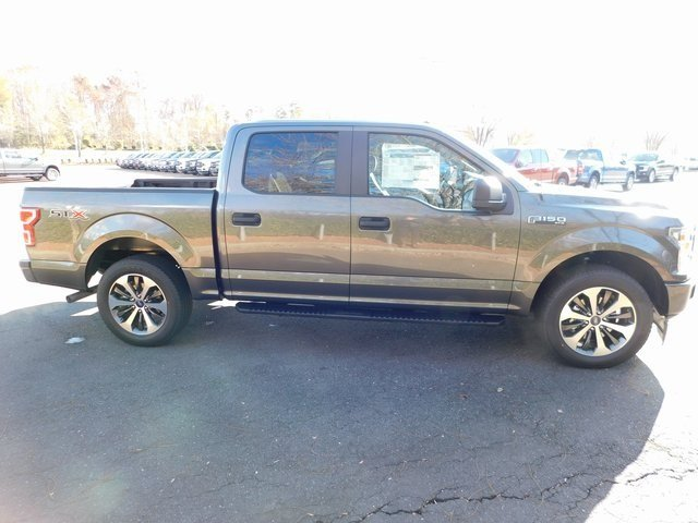 2019 Magnetic Metallic Ford F-150 XL Automatic EcoBoost 2.7L V6 GTDi DOHC 24V Twin Turbocharged Engine 4 Door Truck