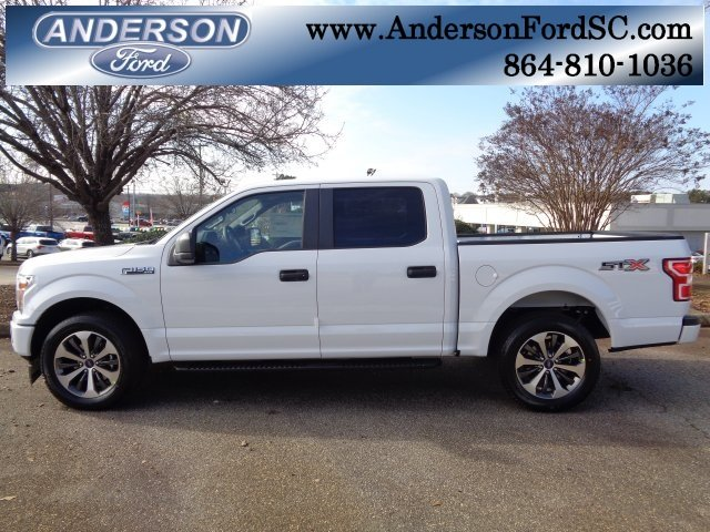 2019 Oxford White Ford F-150 XL Truck Automatic RWD