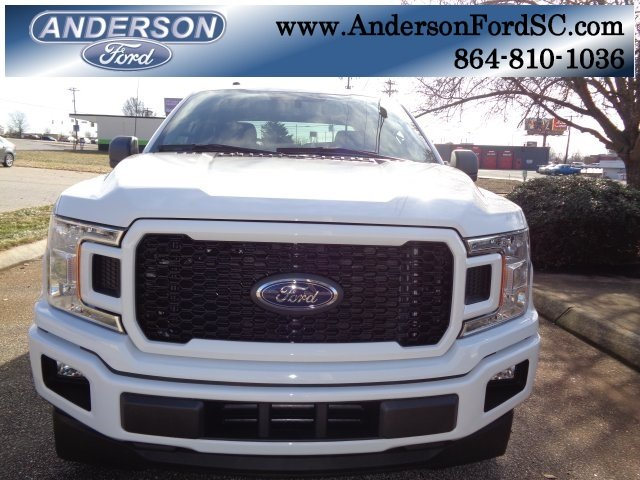 2019 Oxford White Ford F-150 XL 4 Door Truck RWD Automatic