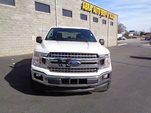2018 Ford F-150 XLT EcoBoost 2.7L V6 GTDi DOHC 24V Twin Turbocharged Engine 4 Door Automatic RWD