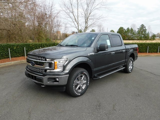 2019 Magnetic Metallic Ford F-150 XLT Truck Automatic 4X4 4 Door