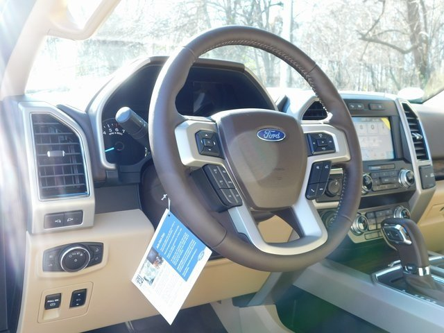 2019 Ford F-150 Lariat EcoBoost 3.5L V6 GTDi DOHC 24V Twin Turbocharged Engine 4X4 Truck Automatic 4 Door
