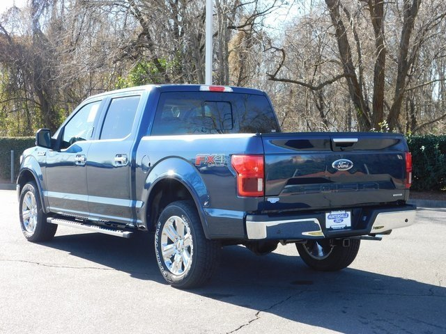 2019 Ford F-150 Lariat 4X4 4 Door Automatic
