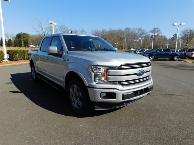 2019 Ford F-150 Lariat 4 Door Truck Automatic