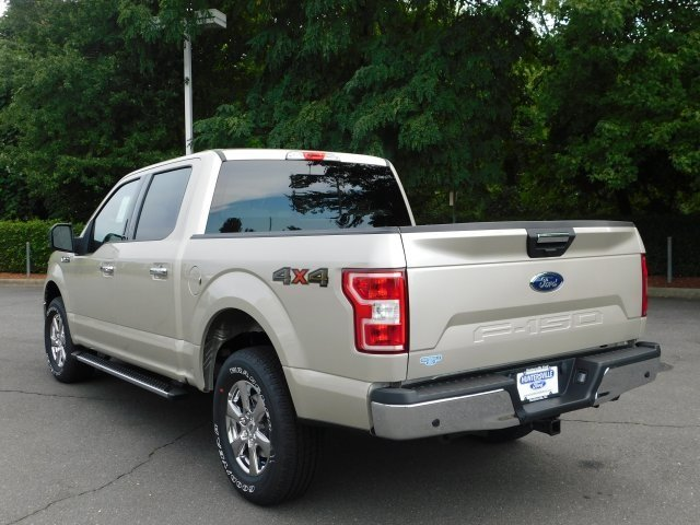 2018 Ford F-150 XLT 5.0L V8 Ti-VCT Engine 4 Door 4X4
