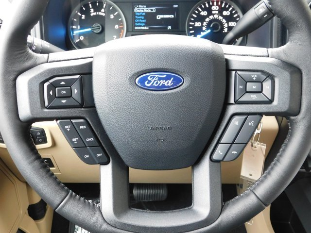 2018 White Gold Ford F-150 XLT Truck 4 Door Automatic