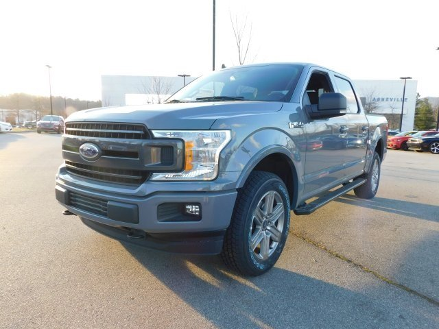 2019 Ford F-150 XLT Truck 4 Door Automatic 5.0L V8 Ti-VCT Engine 4X4