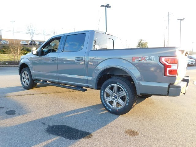 2019 Ford F-150 XLT 5.0L V8 Ti-VCT Engine 4 Door Truck 4X4 Automatic