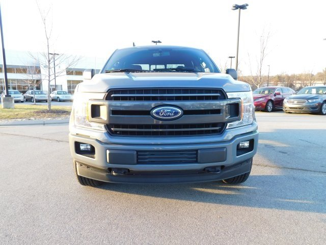 2019 Ford F-150 XLT Truck 4X4 5.0L V8 Ti-VCT Engine 4 Door