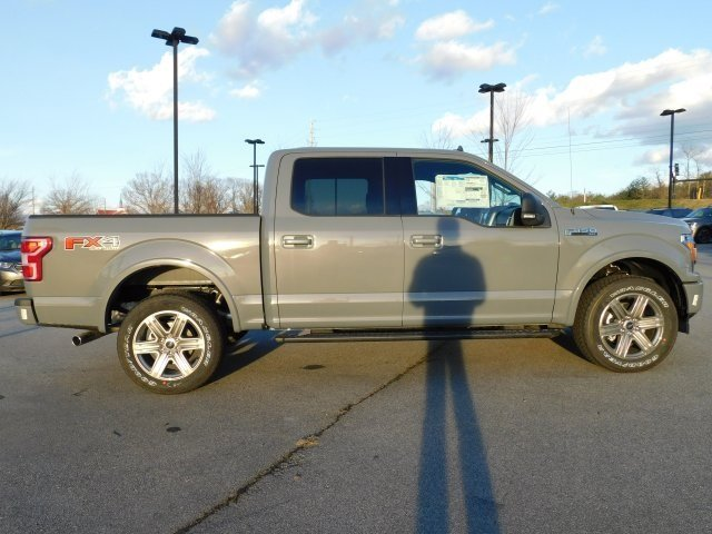 2019 Ford F-150 XLT 4X4 Truck 4 Door Automatic 5.0L V8 Ti-VCT Engine