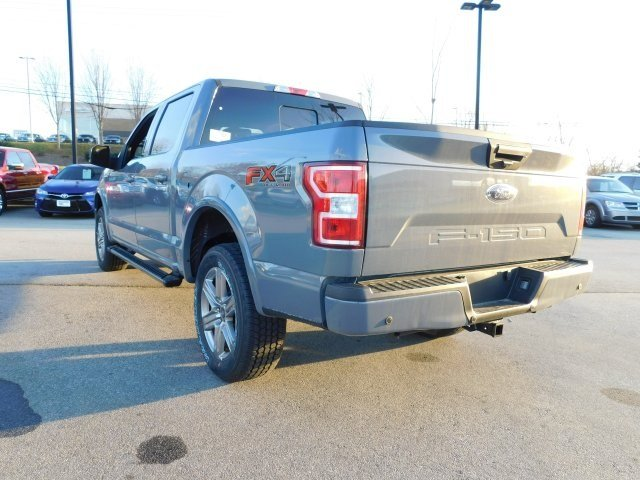 2019 Ford F-150 XLT Automatic 4 Door 4X4 Truck 5.0L V8 Ti-VCT Engine