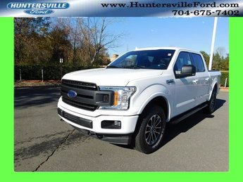 2018 Ford F-150 XLT 4X4 5.0L V8 Ti-VCT Engine Truck 4 Door Automatic