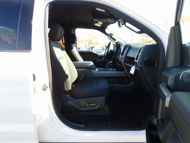 2018 Oxford White Ford F-150 XLT Automatic Truck 4 Door